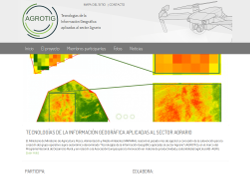Sitio web AgroTIG