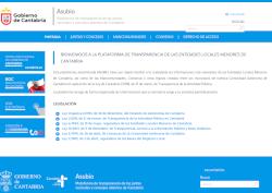 Portal web Asubio