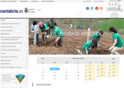Tema Liferay Medio Ambiente Cantabria