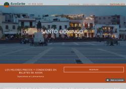 Sitio web Liferay de Viajes Eurocaribe