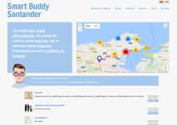 Desarrollo SmartBuddy Santander
